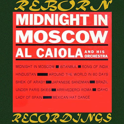 Midnight In Moscow (HD Remastered) by Al Caiola