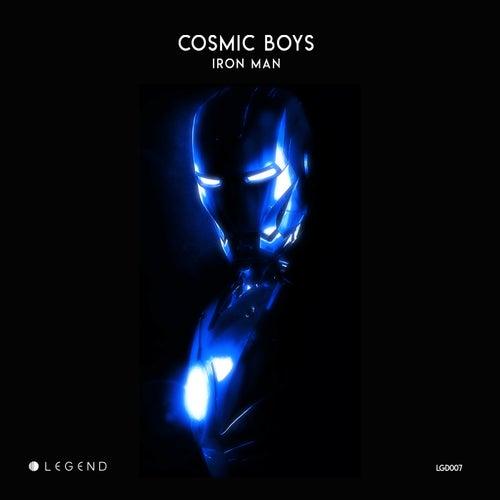 Iron Man di Cosmic Boys