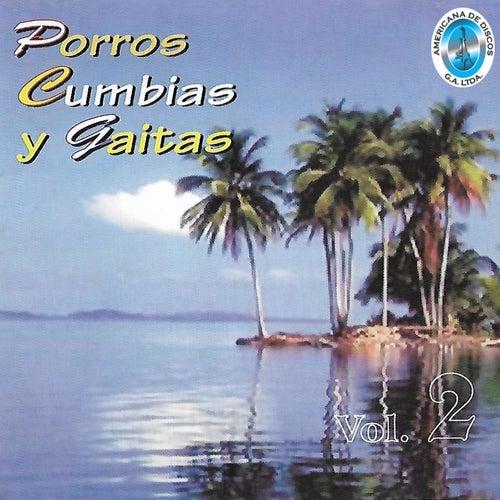 Porros, Cumbias y Gaitas, Vol. 2 de Various Artists