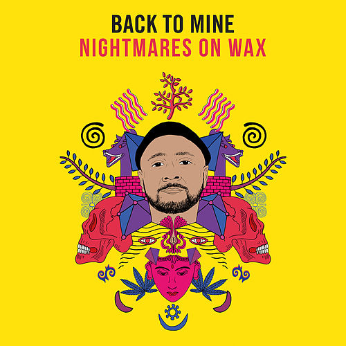 Back to Mine: Nightmares on Wax (DJ Mix) by Various Artists