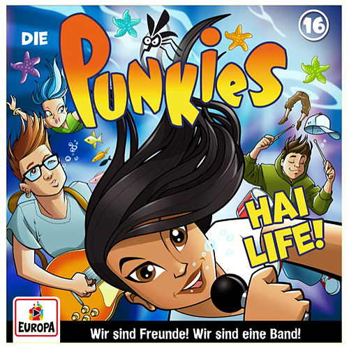 016/Hai Life! by Die Punkies