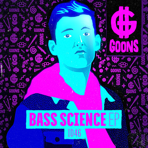 Bass Science EP by Id46