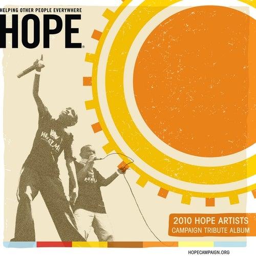 HOPE Campaign Tribute Album 2010 von Various Artists
