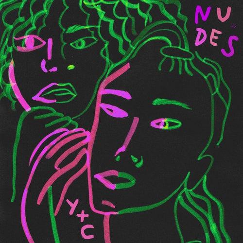 Nudes by Claire Laffut