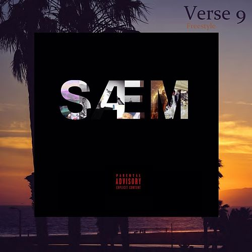 Verse 9 (Freestyle) by Samhara