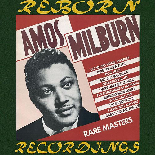 Rare Masters (HD Remastered) by Amos Milburn