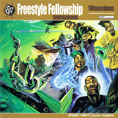 Shockadoom de Freestyle Fellowship
