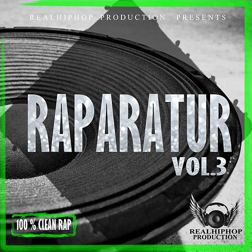 Raparatur, Vol. 3 von Various Artists
