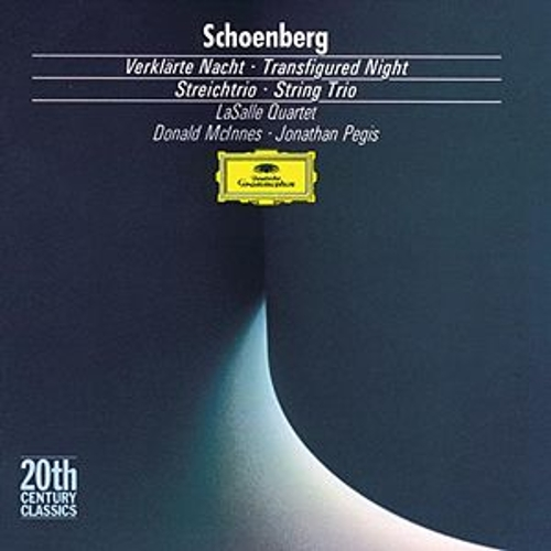 Schoenberg: Transfigured Night, Op.4, String Trio, Op.45 von LaSalle Quartet