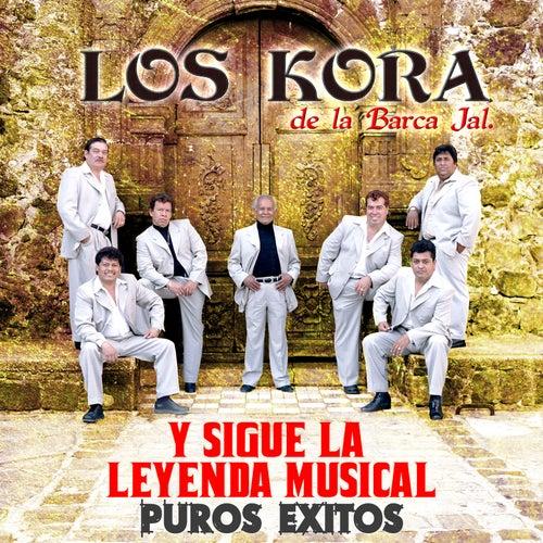 Y Sigue la Leyenda Musical by Los Kora