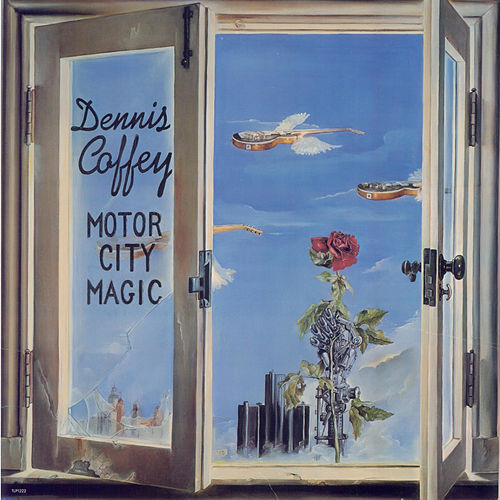 Motor City Magic von Dennis Coffey