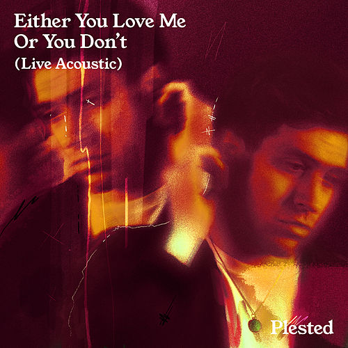 Either You Love Me Or You Don't (Live Acoustic) by Plested