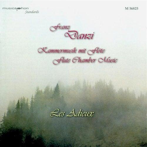 Danzi, F.: Flute Chamber Music von Ensemble Les Adieux