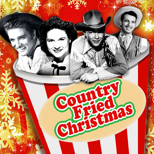 Country Fried Christmas de Various Artists