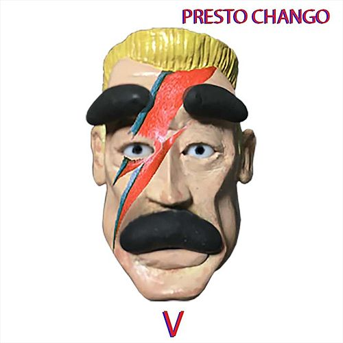 Presto Chango, Vol. V de Presto Chango