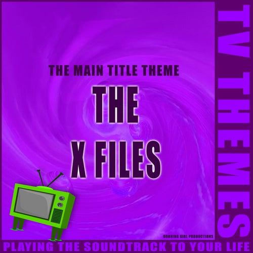 The Main Title Theme - The X Files de TV Themes