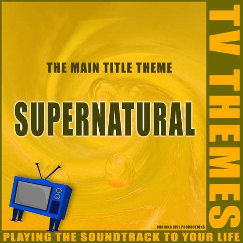 The Main Title Theme - Supernatural de TV Themes