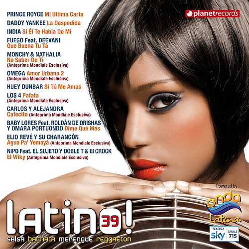 Latino 39 - Salsa Bachata Merengue Reggaeton (Latin Hits) von Various Artists
