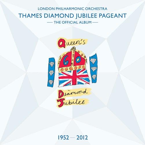 Thames Diamond Jubilee Pageant de David Parry