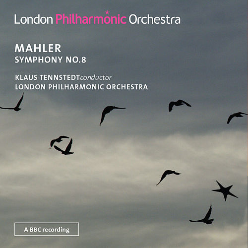 Mahler: Symphony No. 8 by Klaus Tennstedt