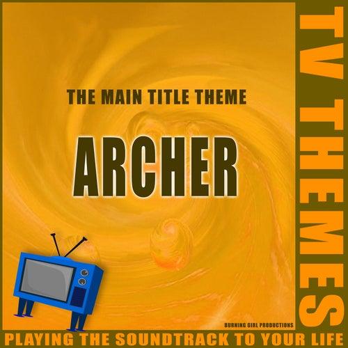Archer - The Main Title Theme de TV Themes