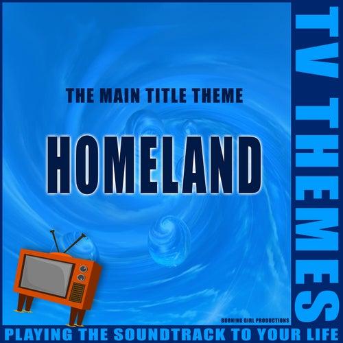 Homeland - The Main Title Theme de TV Themes
