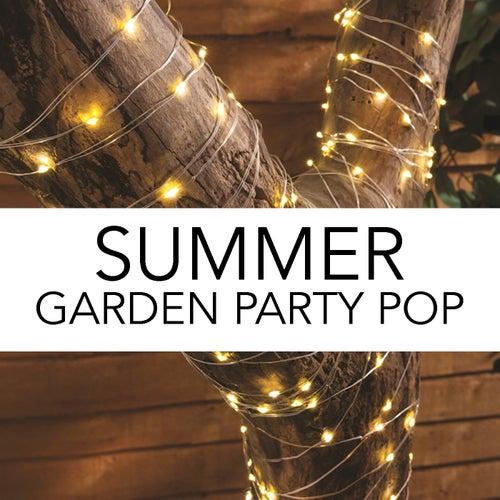 Summer Garden Party Pop by Various Artists