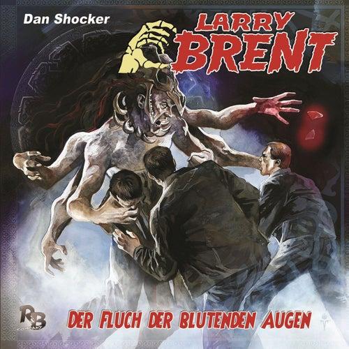 Folge 32: Der Fluch der blutenden Augen von Larry Brent