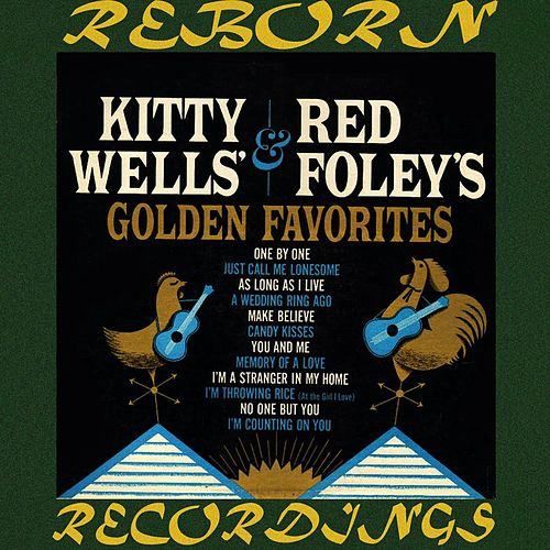 Kitty Wells And Red Foley's Golden Hits (HD Remastered) by Kitty Wells
