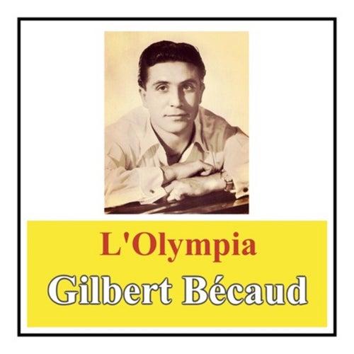 L'olympia de Gilbert Becaud