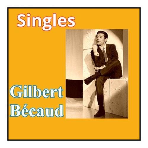 Singles de Gilbert Becaud