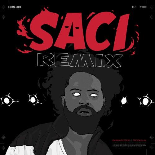 Saci (Remix) de BaianaSystem
