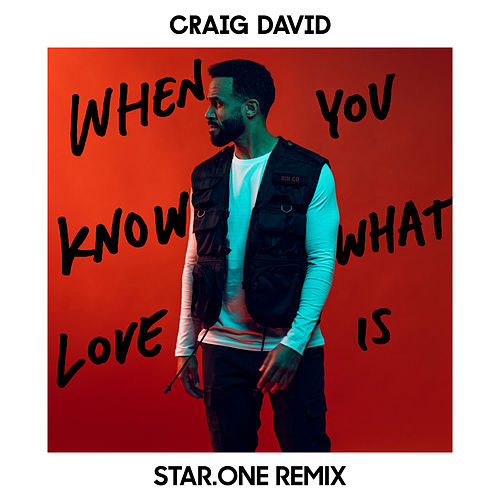When You Know What Love Is (Star.One Remix) by Craig David