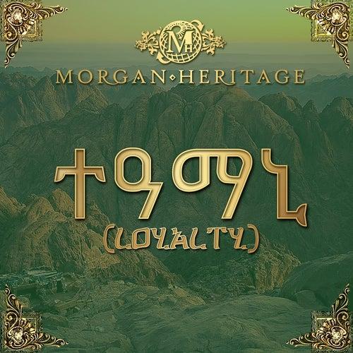 The Awakening von Morgan Heritage