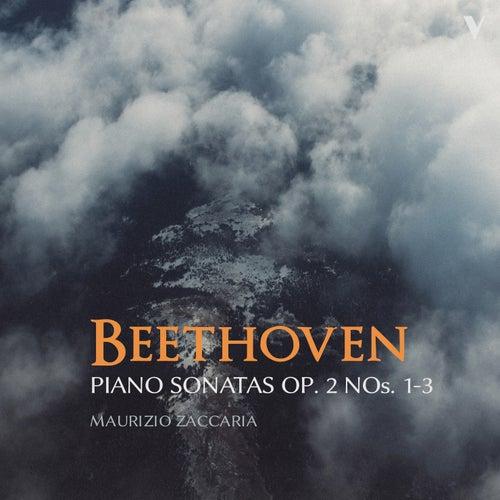 Beethoven: Piano Sonatas, Op. 2 Nos. 1-3 de Maurizio Zaccaria