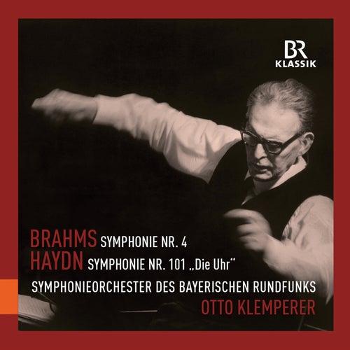 Brahms - Haydn  Otto Klemperer von Symphonie-Orchester des Bayerischen Rundfunks