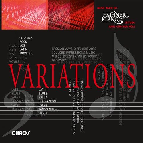 Variations de Orchester Hohnerklang