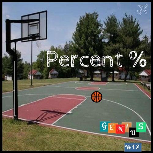 Percentage % von Genius Wiz