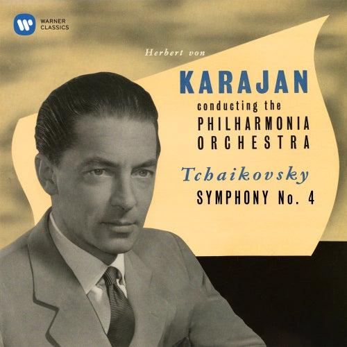 Tchaikovsky: Symphony No. 4, Op. 36 von Herbert Von Karajan