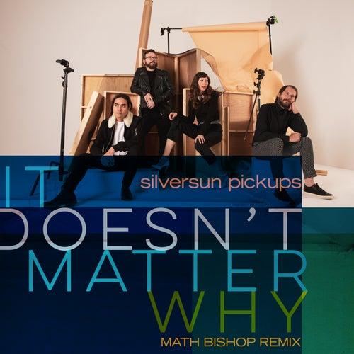 It Doesn't Matter Why (Math Bishop Remix) by Silversun Pickups