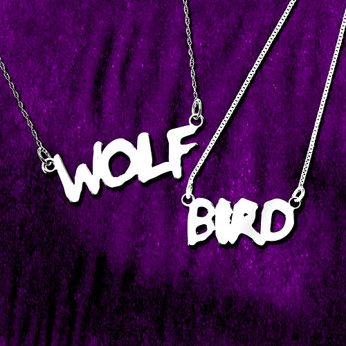 Wolf and Bird by She Drew The Gun