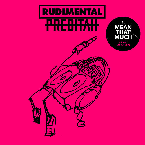 Mean That Much (feat. MORGAN) de Rudimental
