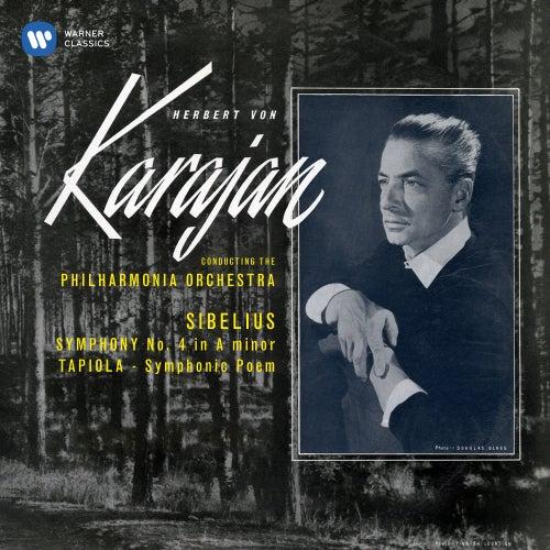 Sibelius: Symphony No. 4, Op. 63 & Tapiola, Op. 112 von Herbert Von Karajan