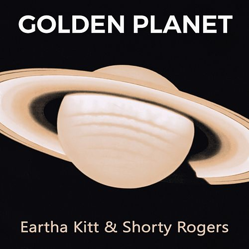 Golden Planet de Eartha Kitt