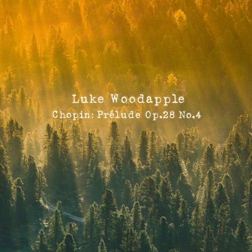 Chopin: Prelude, Op. 28: No. 4 in E Minor, Largo von Luke Woodapple