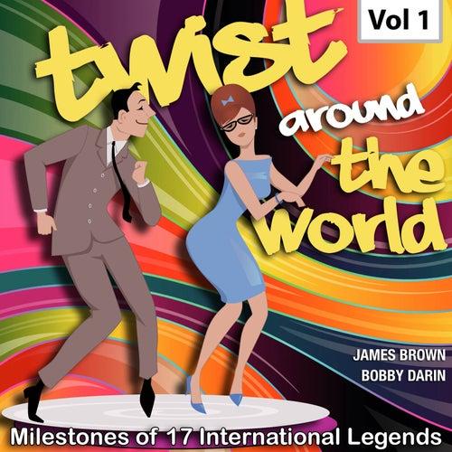 Milestones of 17 International Legends Twist Around The World, Vol. 1 de Various Artists