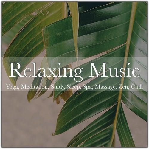 Relaxing Music: Yoga, Meditation, Study, Sleep, Spa, Massage, Zen, Chill de Various Artists