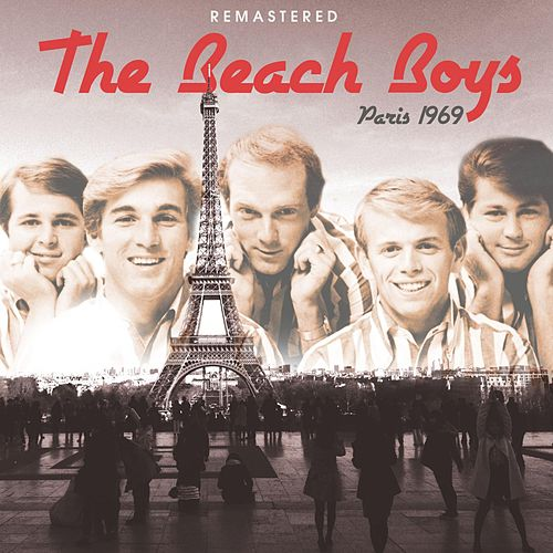 Paris 1969 by The Beach Boys