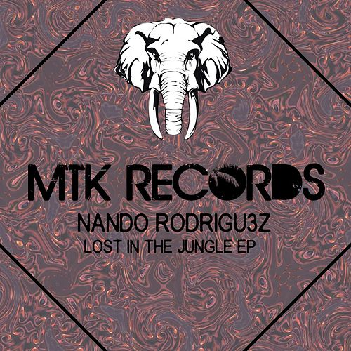 Lost in the jungle EP by Nando Rodrigu3z