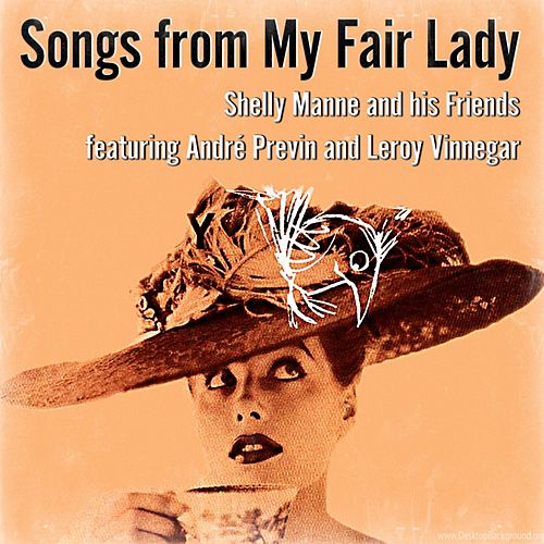 Songs from My Fair Lady von Shelly Manne